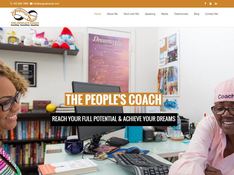 Augusta Scott Life Coach
